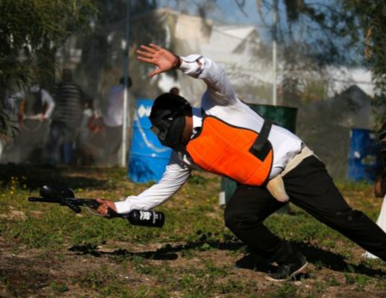 paintball israel