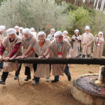kfar kedem oil press