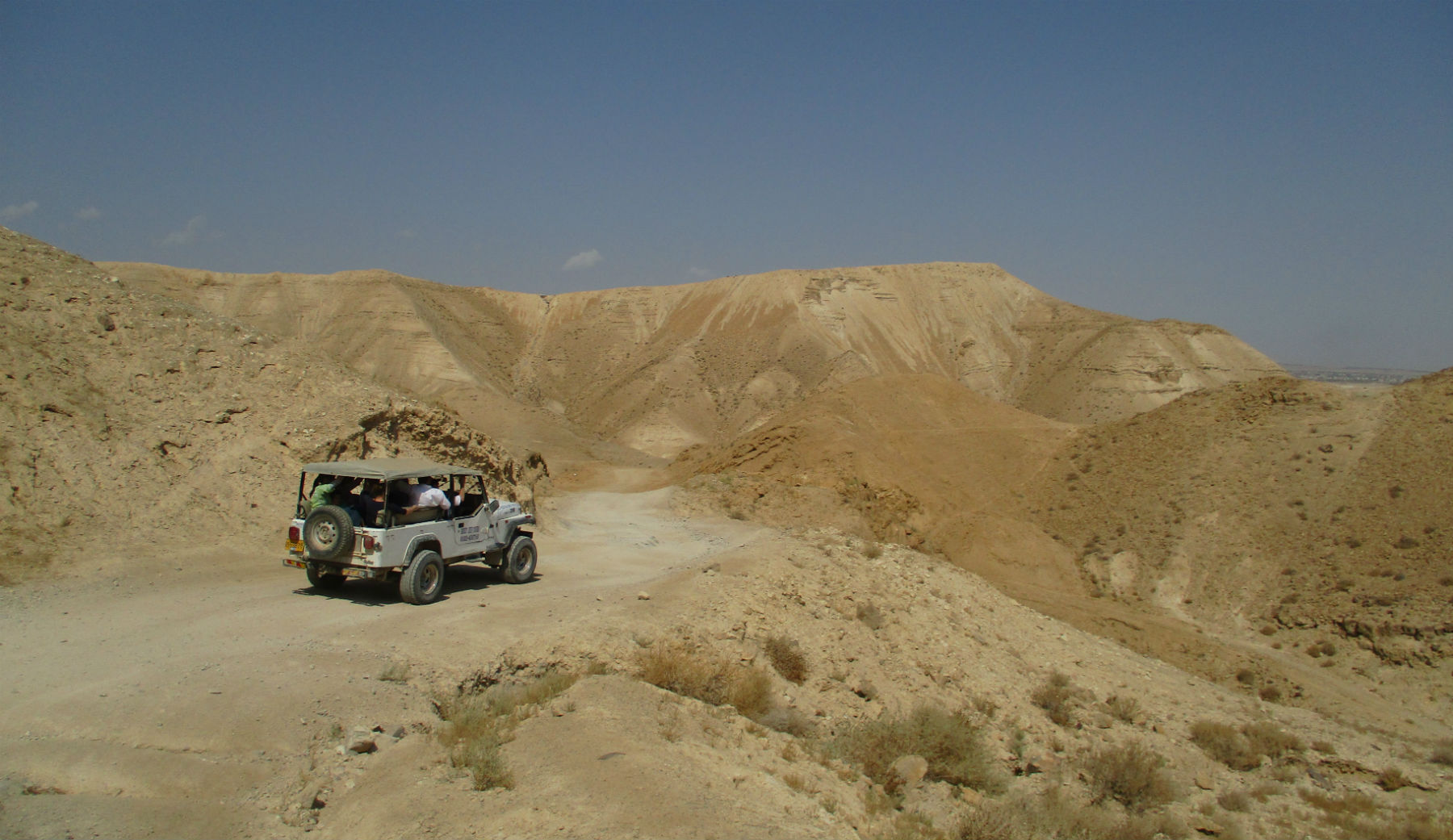 Jeeping Tours In Israel