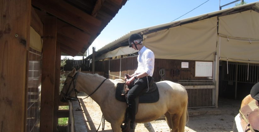 jerusalem horseback riding