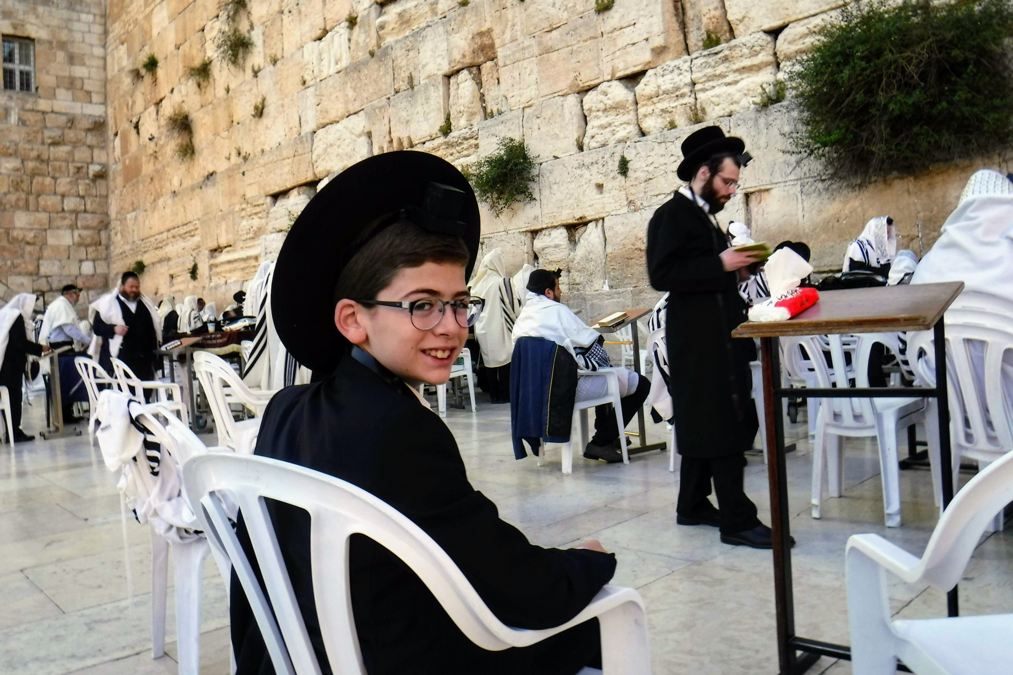 bar mitzva israel