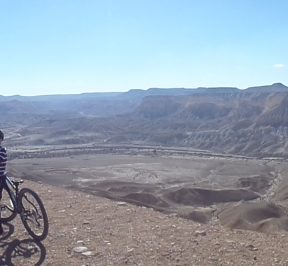 Negev bike riding